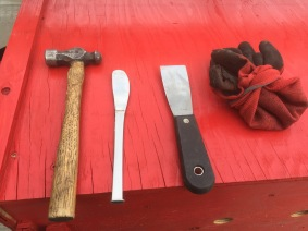 Tools for removing decks